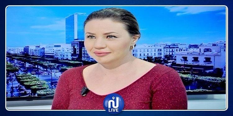 إستقالة فاطمة المسدي من لجنة التحقيق في شبكات التسفير