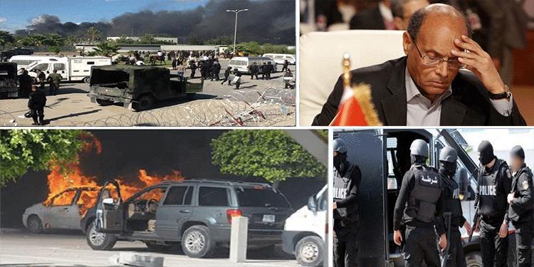 تصريحات المرزوقي بخصوص أحداث السفارة الأمريكية: نقابة وحدات التدخل تردّ بفيديو