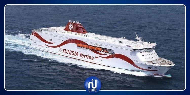 الشركة التونسية للملاحة تبرمج 11 رحلة بين جرجيس ومارسيليا وجنوة