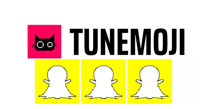 Envoyer des GIFs musicaux sur Snapchat, désormais possible