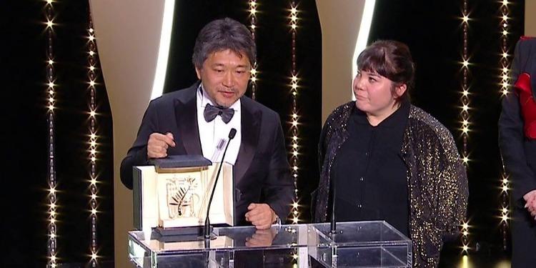 Festival de Cannes : la Palme d'or à  ''Une histoire de famille'' du japonais Kore-Eda