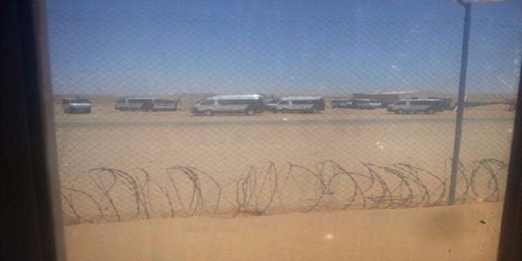 تطاوين : وصول تعزيزات أمنية الى الكامور