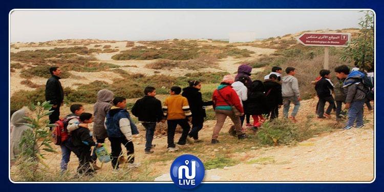 مدنين: افتتاح أول منتزه أثري بموقع ميننكس في جزيرة جربة