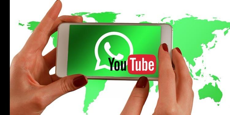 واتس آب يمكن من مشاهدة اليوتيوب دون مغادرة التطبيق