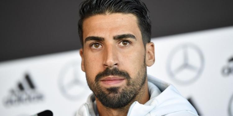Sami Khedira non retenu pour le match de l'Allemagne contre la France
