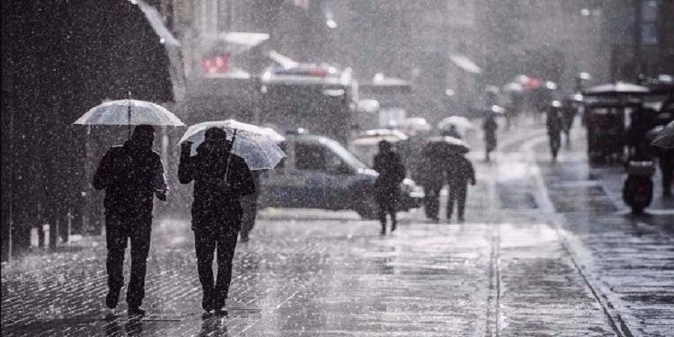كميات الأمطار المسجلة في أغلب الولايات خلال الـ 24 ساعة الأخيرة