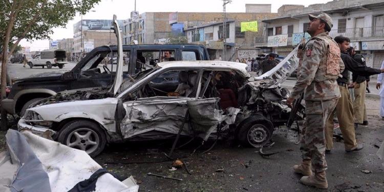 تنظيم داعش يتبنى تفجير باكستان
