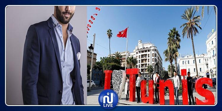 مٌذهل..الرجل التونسي الأكثر وسامة عربيا ! (صور)