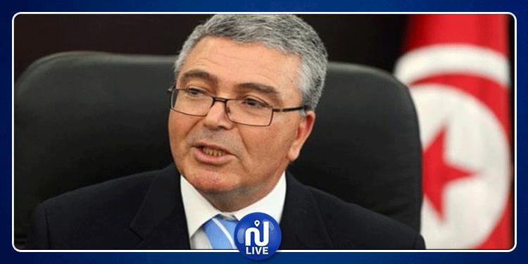 وزير الدفاع يتفقد منشآت عسكرية بولاية مدنين