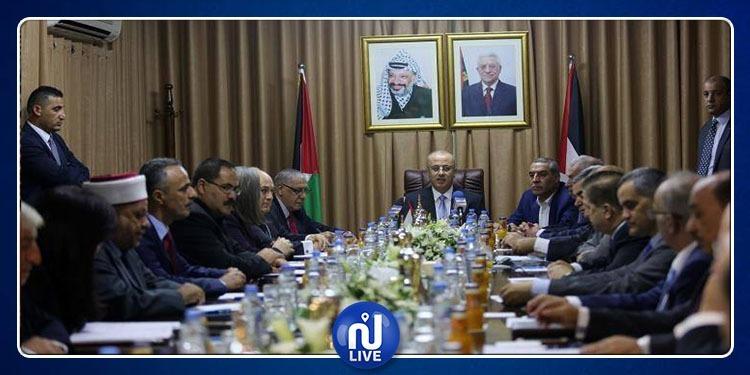 بالأسماء..تركيبة الحكومة الفلسطينية الجديدة