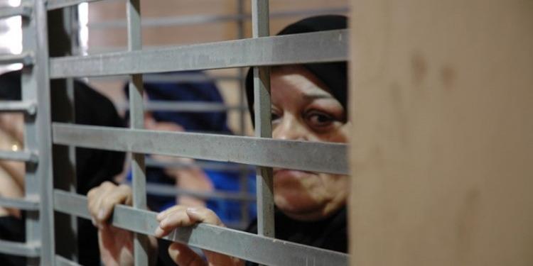 عدد الفلسطينيات داخل سجون الكيان الصهيوني