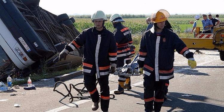 بلغاريا : 9 مهاجرين هربوا من أتون الحرب فلقوا مصرعهم في حادث مرور