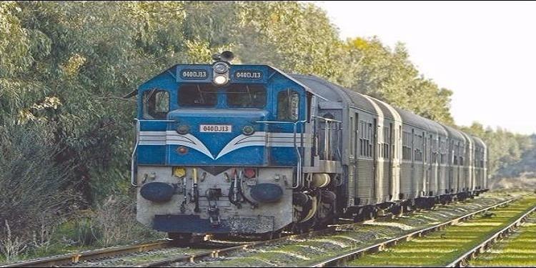 خط السكة الحديدية تونس - عنابة يدخل حيز الإستغلال في غرة ماي