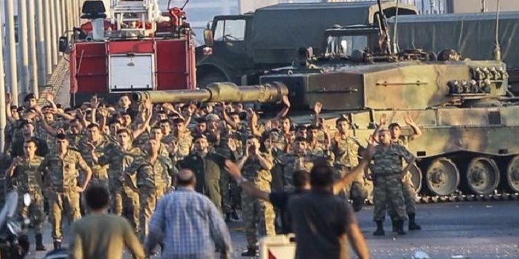 الذكرى الاولى للإنقلاب الفاشل : تسريح 7 آلاف شرطي وجندي تركي