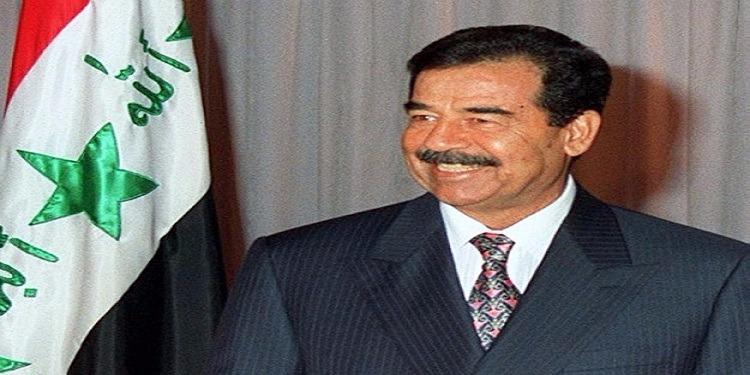 هذا هو الموقف الطريف الذي جعل الرئيس العراقي الراحل صدام حسين ينفجر ضاحكا