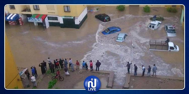 الجزائر: 20 قتيلا و5000 مليار خسائر الفيضانات