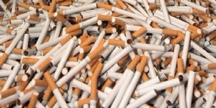 باجة: حجز سجائر مهربة بقيمة 50 ألف دينار