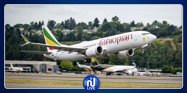 تحطم طائرة أثيوبية على متنها 157 راكبا