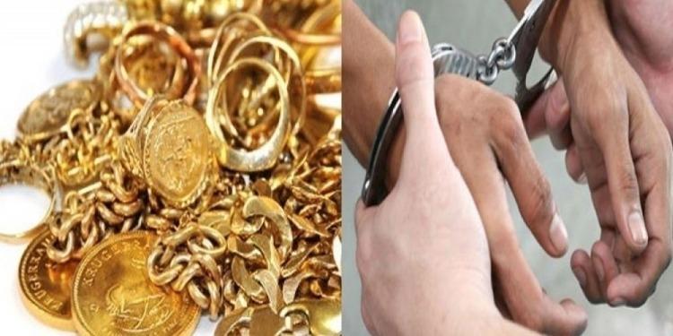 منوبة: حجز 27 كلغ من الذهب مخبأة بإحكام داخل سيارة