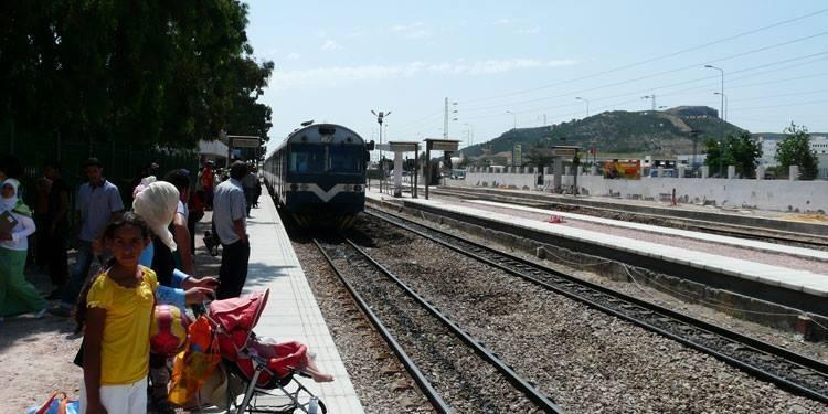 Interruption du trafic ferroviaire, entre Borj Cedira et Erriadh