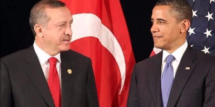 واشنطن : باراك أوباما يستقبل رجب طيب أردوغان