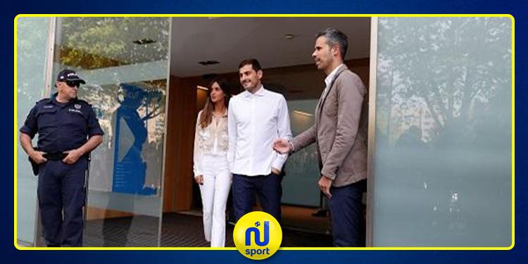 بعد تعرضه الى أزمة قلبية: الاسباني 'كاسياس' يغادر المستشفى