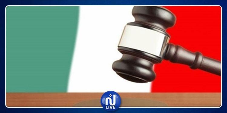 'حارق' تونسي لقاضية إيطالية: عدت إلى إيطاليا لأني ''توحّشت'' صديقتي