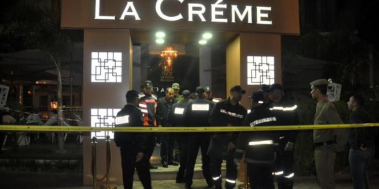 المغرب:صور منفذي هجوم إطلاق النار بمقهى في مراكش