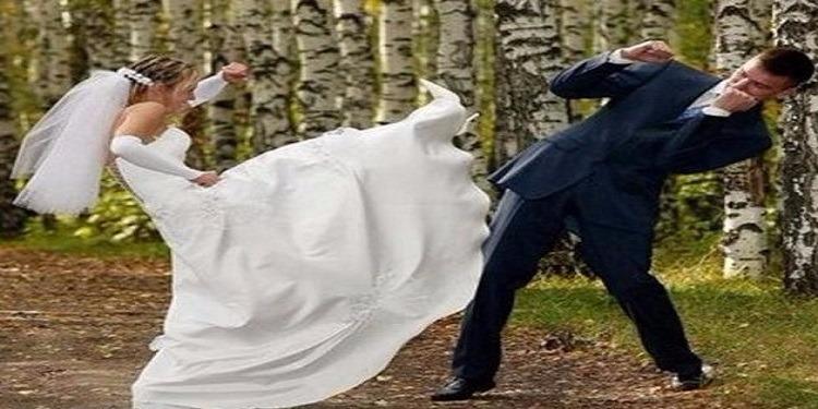 بسببطقوس الزفاف.. عريس يهرب ليلة زفافه