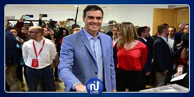 Espagne-Législatives: le parti socialiste remporte les élections