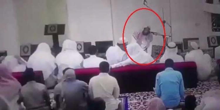 داعية مشهور يلفظ أنفاسه الأخيرة بعد انتهائه من الصلاة بمكة