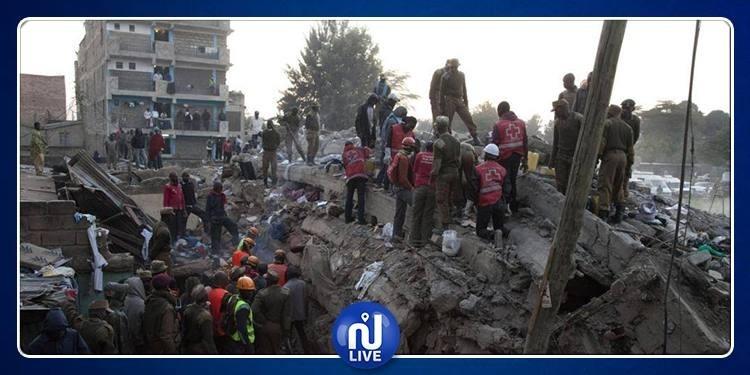 وفاة 3 أشخاص جراء انهيار مبنى سكني بالجزائر
