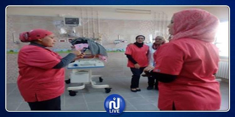 القيروان: تدشين قسم طب الأطفال بمستشفى ابن الجزار (صور)
