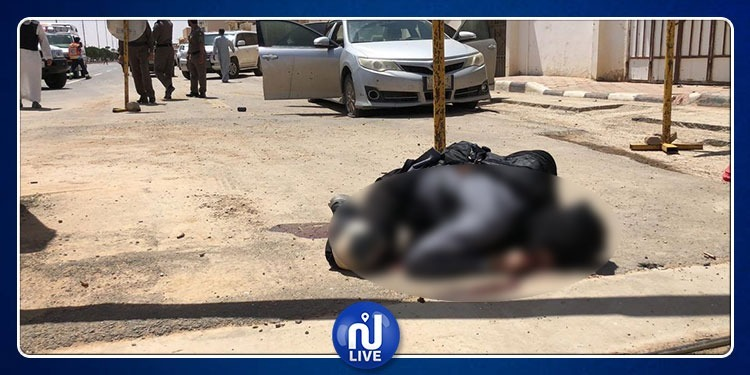 السعودية: هجوم إرهابي شمال الرياض (فيديو)