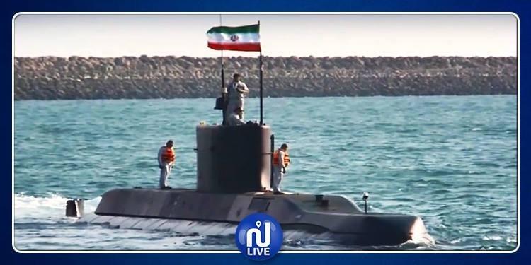 إيران: تدشين غواصة محلية الصنع مزودة بصواريخ كروز