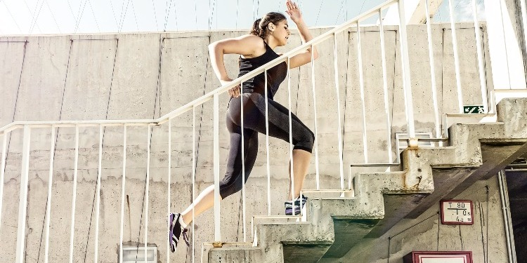 Les escaliers nécessaires pour votre santé !