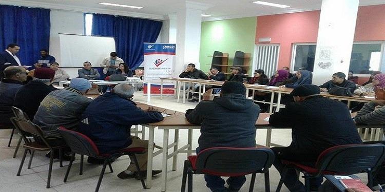 جندوبة تحتضن الورشة الجهوية لمنتدى تونس للمجتمع المدني