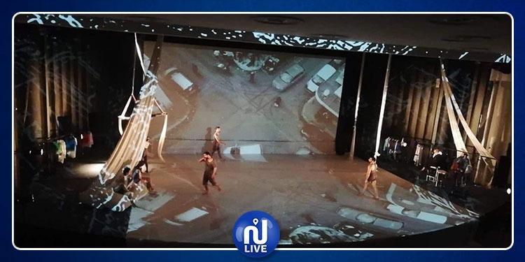 جندوبة: انطلاق مهرجان 4/4 الدولي للمسرح المحترف (صور)