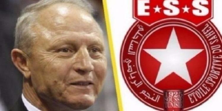 رسمي: رضاء شرف الدين يستقيل من رئاسة النجم الرياضي الساحلي