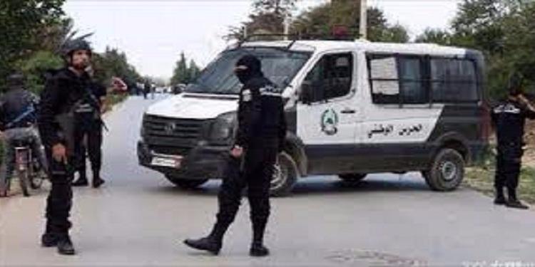 ضبط 13 سوريا حاولوا التسلل للتراب التونسي خلسة