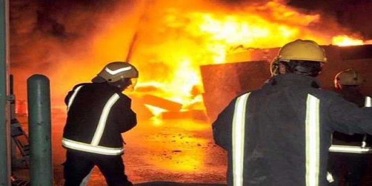 باب الخضراء: حريق يأتي على عدد كبير من الملفات التابعة للإدارة الجهوية لشؤون الاجتماعية (صور)