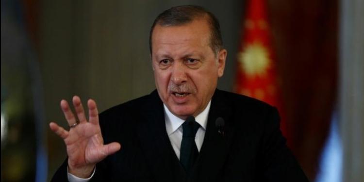 أردوغان: 'محاربة داعش تستغل كذريعة لتكديس الأسلحة في سوريا'