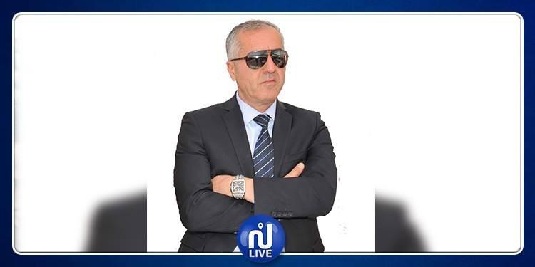 السيرة الذاتية للمدير العام الآمر للحرس الوطني محمد علي بن خالد