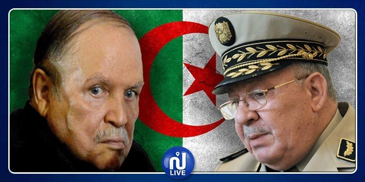 L'armée algérienne demande la destitution de Bouteflika