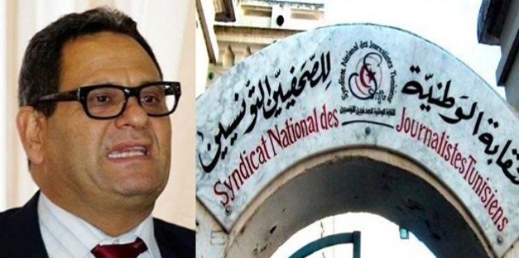 نقابة الصحفيين تقرر مقاضاة فيصل التبرسقي