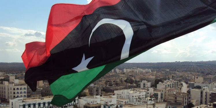 سفراء بريطانيا وفرنسا واسبانيا في طرابلس في اول زيارة لهم لليبيا منذ 2014