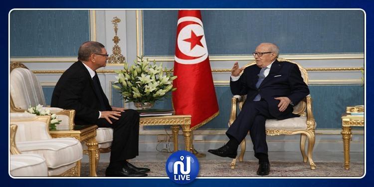 الحبيب الصيد مبعوث رئيس الجمهورية إلى الجزائر