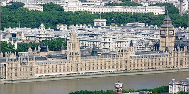 رسميا.. حل البرلمان البريطاني
