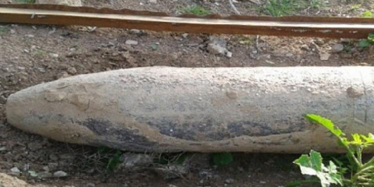 Bizerte-sud : Explosion d'un obus datant de la deuxième guerre mondiale