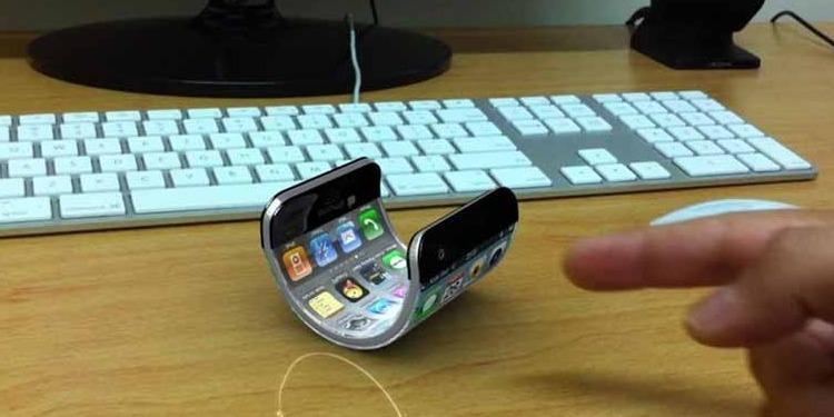 شاشات قابلة للطي ثورة جديدة في عالم هواتف ''أبل''